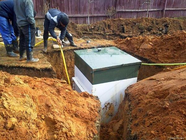 Рейтинг септиков для дома с высоким уровнем грунтовых вод: какой выбрать септик и не сделать ошибку